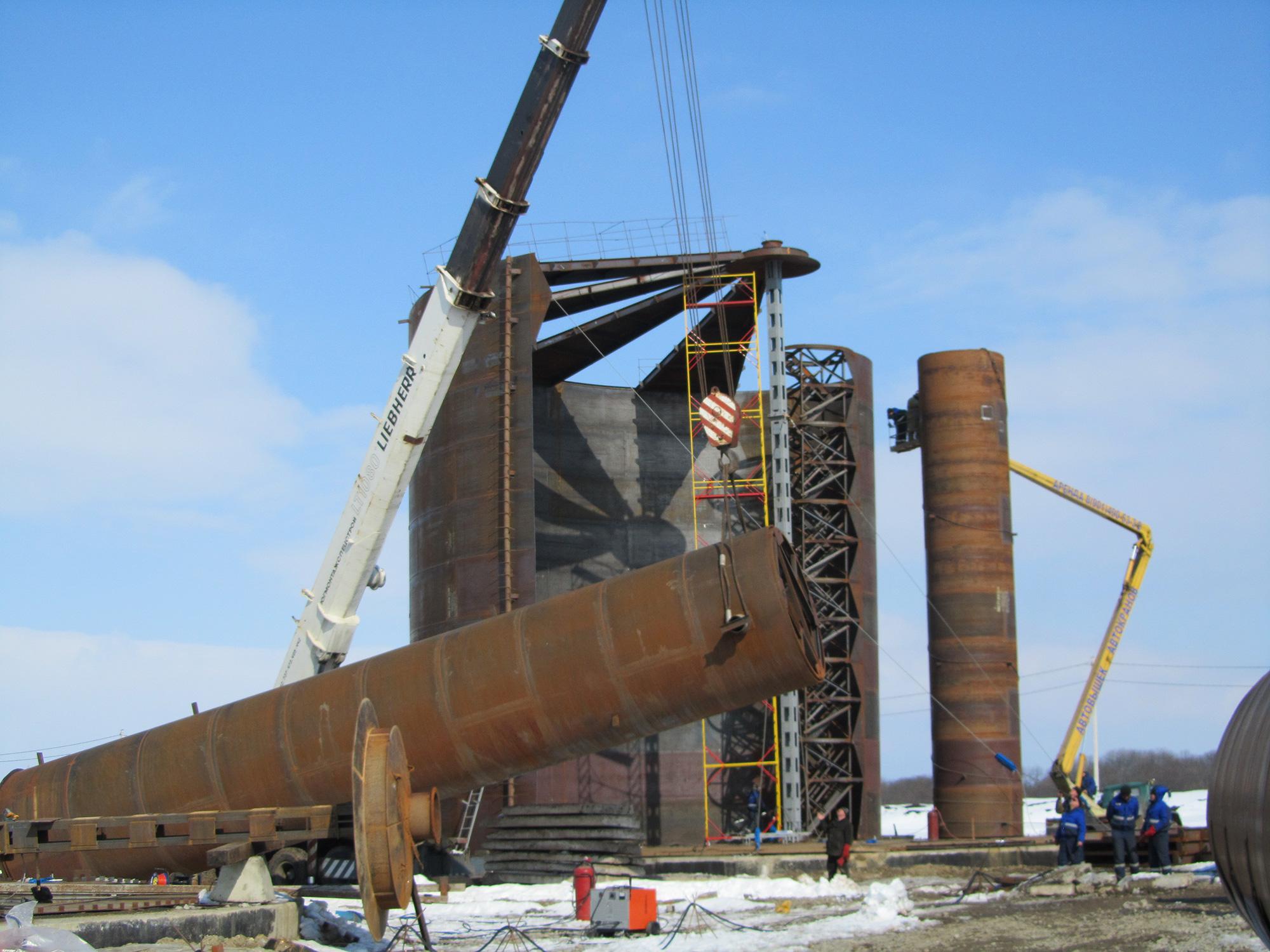 проектирование резервуаров для нефтепродуктов